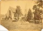Burnham Church Emily and Fred Collis were Christened 1