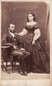 Daniel Peters and his wife Margaret Jamieson